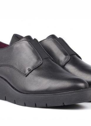 Кожаные туфли Tamaris, размер 40