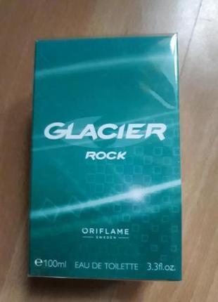 Туалетная вода glacier rock,100мл
