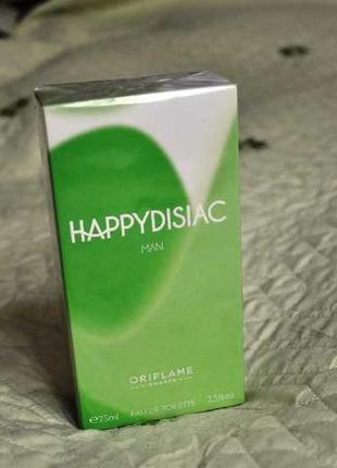 Туалетная вода happydisiac man,75