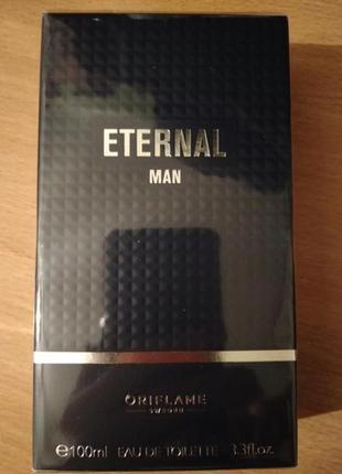 Туалетная вода eternal man,100мл