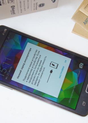 Смартфон SAMSUNG Grand Prime G531 на запчасти ,не работает плата