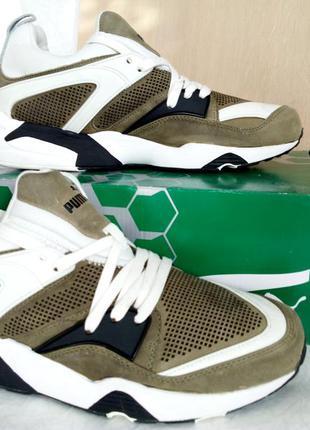 Мужские кроссовки shoes trinomic puma р43 оригинал