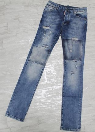 Итальянские джинсы dsquared2 размер 42 оригинал