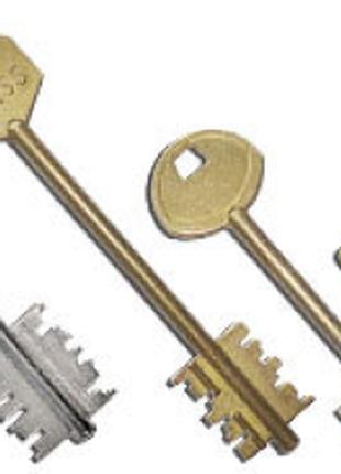 Авто ключи с чипом и без, бытовые. Ремонт замков и остальные услу