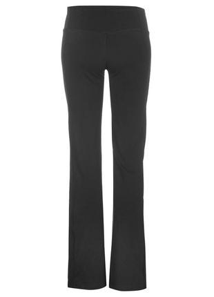 Спортивные брюки  для фитнеса и йоги nike dri-fit s