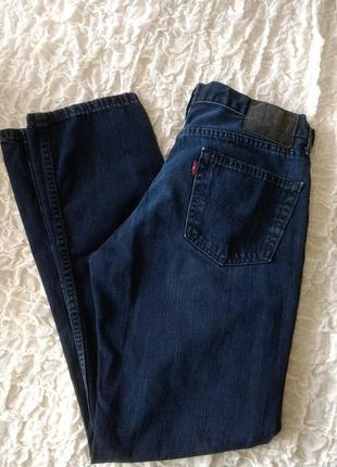 Супер джинсы синие levis 511 33/32