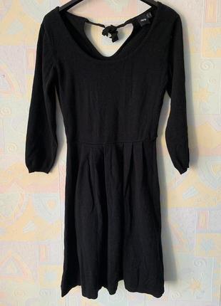 Платье из хлопка asos xs
