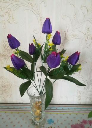 Исскуственые цветы