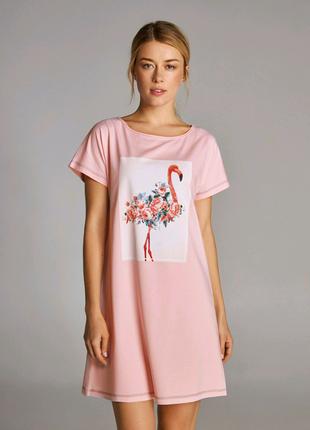 Сорочки женская Ellen. Домашняя одежда. Рубашка для дома.