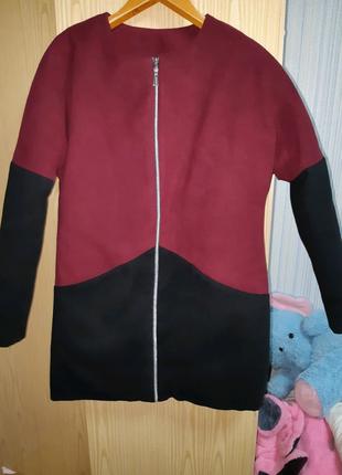 Новое женское пальто,м/л