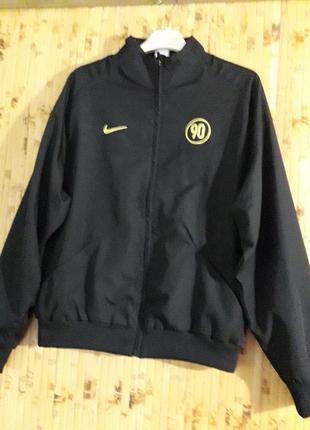 Спортивная куртка nike оригинал ветровка бомбер