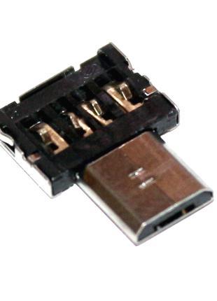 Micro Usb OTG переходник для подключение USB к смарфону