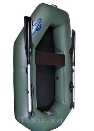 Лодка Thunder T 200У надувная ПВХ по типу чем Барк Колибри