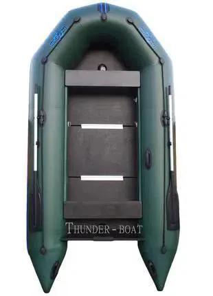 Лодка Thunder TМ-К 330 надувная ПВХ по типу Барк Колибри