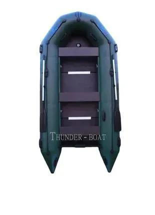 Лодка Thunder TМ-К 350 надувная ПВХ по типу Барк Колибри