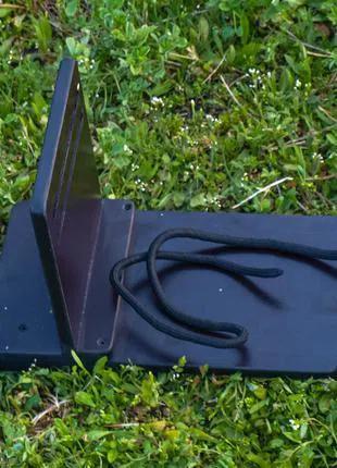 Навесной транец для надувных ПВХ лодок Барк Колибри Лисичанка Thu
