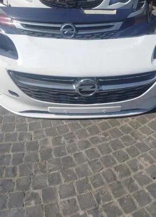 Бампер передний Opel Corsa E