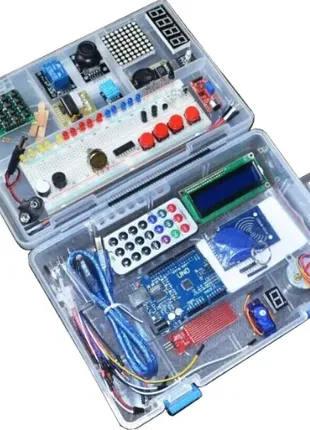 Набор Arduino Starter Kit RFID стартовый на базе UNO R3 Ардуино