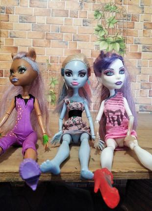 Коллекционные куклы Monster High