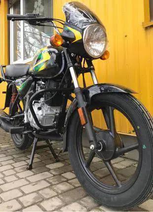 продам новый мотоцикл Bajaj Boxer BM150 2020-года