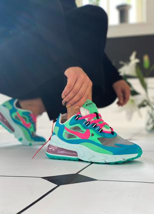 "Nike air max 270 React ""Blue Lagoon""💥"