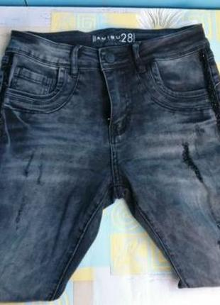 Продам женские джинсы amisu ( new yorker).
