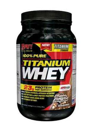 Протеин 100% Pureji by Titanium Whey  0,908  грамм