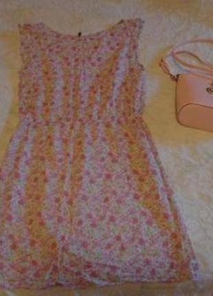 Нежнейшее фирменное платье