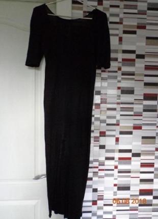 Платье очень стройнящее из чистого льна