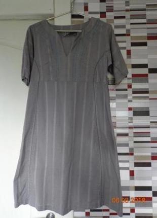 Платье натуральное дорогой бренд