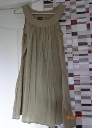 Платье туника 100% хлопок