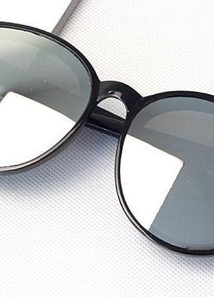 Очки солнцезащитные кошачий глаз уценка