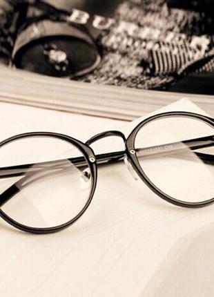 Очки имиджевые оправа