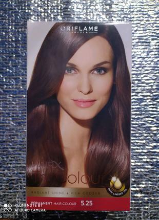HairX стійка  фарба для волосся