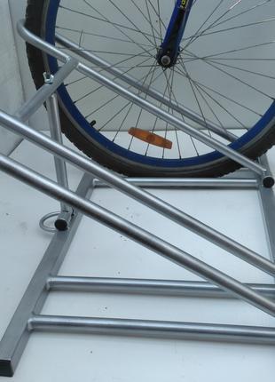 Велопарковка (мобильная)