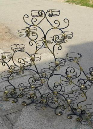 Подставка для цветов на 50 чаш