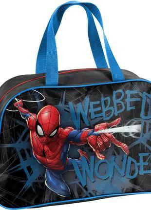 Сумка спортивная детская Spider Man, Человек Паук 15L