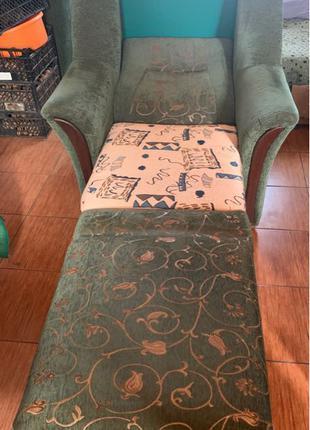 Продам диван кресла