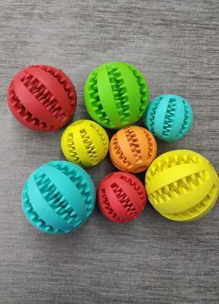 Мячик для чистки зубов и тренировок