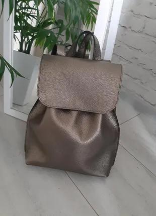 Кожаный рюкзачок,рюкзак из натуральной кожи