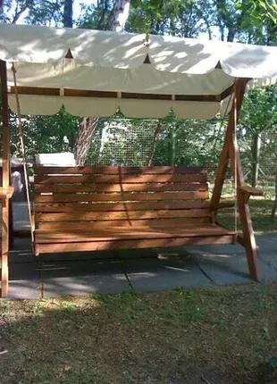 Качели — это мебель для Вашего отдыха. Желание насладиться загоро