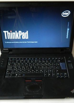 Ноутбук Lenovo ThinkPad SL510