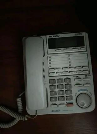 Радио телефон из базой