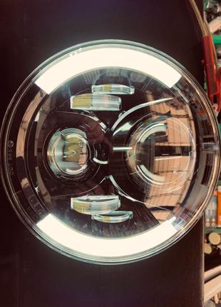 Led передняя Оптика на ВАЗ,Нива,волга 2101 оригинал