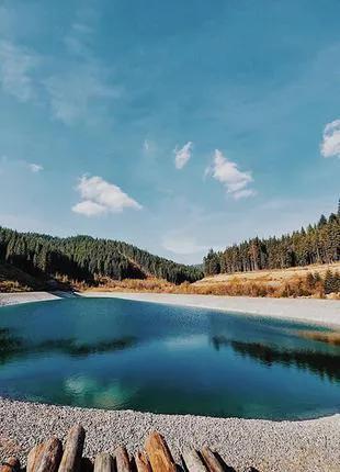 Строительство озер