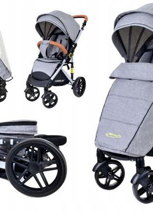 Прогулочна дитяча коляска, Summer Baby Sempre, трость
