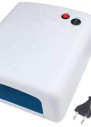 Ультра фиолетовая лампа Iaimei UV Lamp 36 Вт, белый маникюр ко...