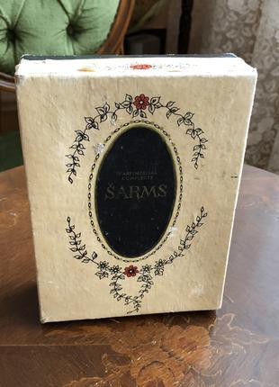 Коробка от духов Dzintars