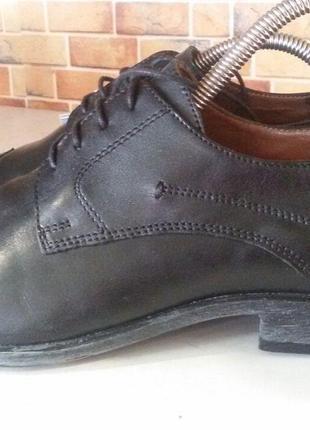 Мужские демисезонные туфли Borelli