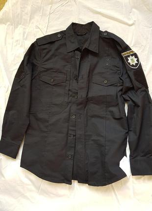 Новая форма полиции китель/рубашка и брюки Национальная полиция